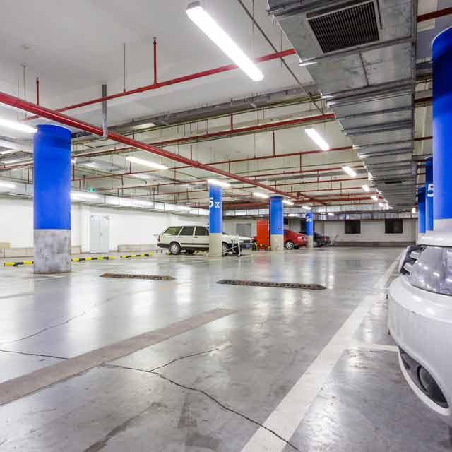 Concrete Underground Garage : Find gpr concrete scanning services for wisconsin illinois