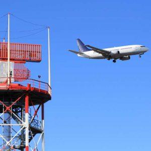 Aircraft Radar Like Concrete Scanning