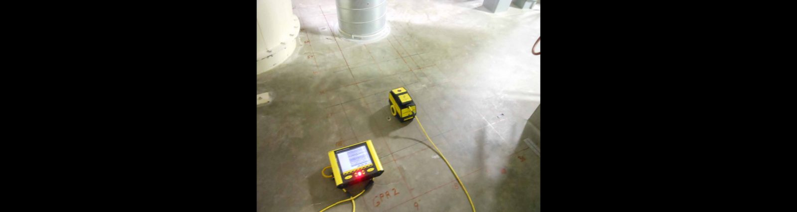 Concrete Scan For Post Tension Cables